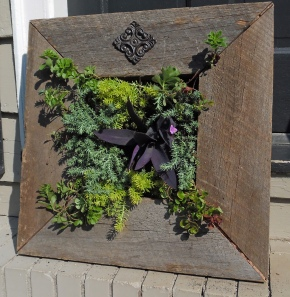 Upcycled Home and Garden Items